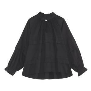 Image of Skall Studio Aster Shirt Black